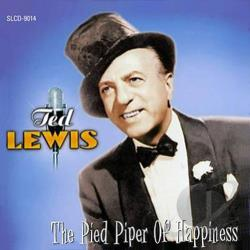 Lewis, Ted - Pied Piper Of Happiness CD Cover Art
