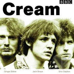 Cream - BBC Sessions CD Cover Art