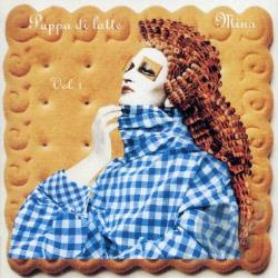 Mina - Pappa Di Latte CD Cover Art