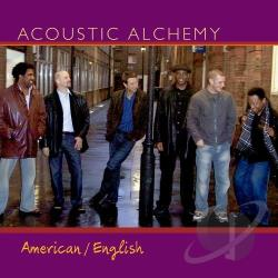 Acoustic Alchemy - American/English CD Cover Art