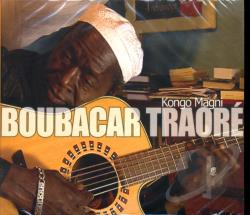 Traore, Boubacar - Kongo Magni CD Cover Art