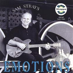 Stray, Sam - Sam Stray's Emotions CD Cover Art