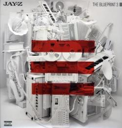 Jay-Z - Blueprint 3 LP Cover Art
