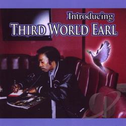 Swindell, Earl - Introducing Third World Earl CD Cover Art