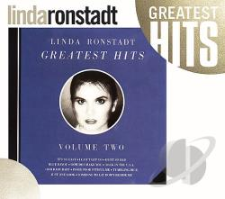 Ronstadt, Linda - Greatest Hits - Vol. 2 CD Cover Art