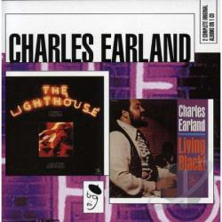 Earland, Charles - Living Black!/Live at the Lighthouse CD Cover Art