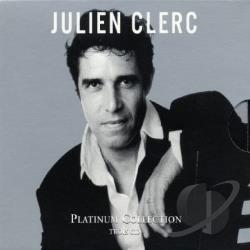 Clerc, Julien - Platinum Collection CD Cover Art