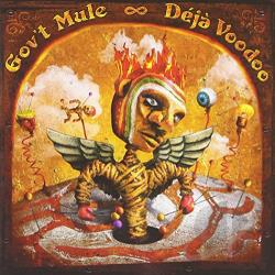 Gov't Mule - Deja Voodoo CD Cover Art