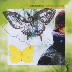 Ellman, Liberty - Ophiuchus Butterfly CD Cover Art
