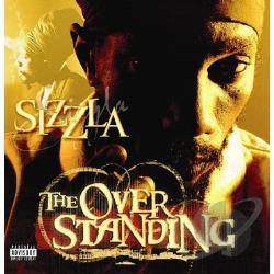 Sizzla - Overstanding CD Cover Art