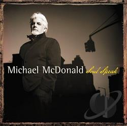 Mcdonald, Michael - Soul Speak CD Cover Art