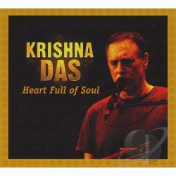 Das, Krishna - Heart Full of Soul CD Cover Art
