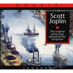 Joplin, Scott - Very Best Of Scott Joplin: Original Rags CD Cover Art