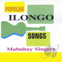 Mabuhay Singers - Popular Ilongo Songs CD Cover Art