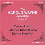 Harold Wayne Collection, Vol. 38 CD Cover Art