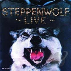 Steppenwolf - Live CD Cover Art