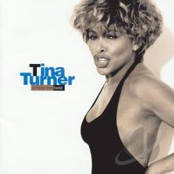 Turner, Tina - Simply the Best CD Cover Art