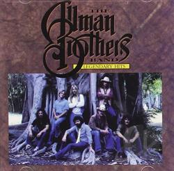 Allman Brothers Band - Legendary Hits CD Cover Art
