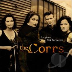 Corrs - Forgiven, Not Forgotten CD Cover Art