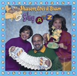 Sharon, Lois & Bram - Sing A to Z CD Cover Art