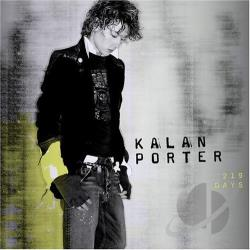 Porter, Kalan - 219 Days CD Cover Art