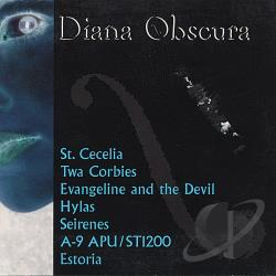Obscura, Diana - Diana Obscura CD Cover Art