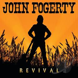 Fogerty, John - Revival CD Cover Art