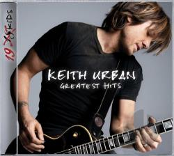 Urban, Keith - Greatest Hits CD Cover Art