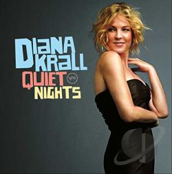 Krall, Diana - Quiet Nights CD Cover Art