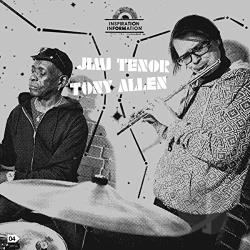 Allen, Tony / Tenor, Jimi - Inspiration Information, Vol. 4 CD Cover Art