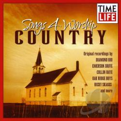 Songs 4 Worship: Country CD Cover Art