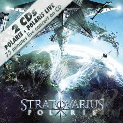 Stratovarius - Polaris Live CD Cover Art