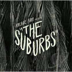 Arcade Fire - Suburbs CD Cover Art