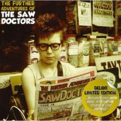 Saw Doctors - Further Adventures Of... CD Cover Art