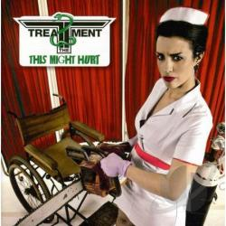 Treatment - This Might Hurt CD Cover Art