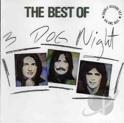 Three Dog Night - Best of Three Dog Night CD Cover Art