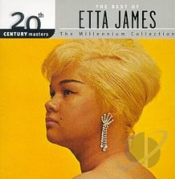 James, Etta - 20th Century Masters: The Millennium Collection CD Cover Art