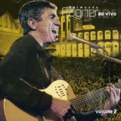 Fagner - Ao Vivo, Vol. 2 CD Cover Art