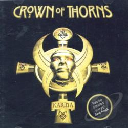 Crown Of Thorns - Karma CD Cover Art