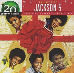 Jackson 5 - 20th Century Masters - The Christmas Collection CD Cover Art