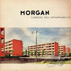Morgan - Canzoni dell'Appartamento CD Cover Art