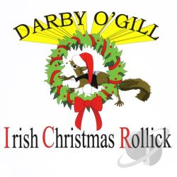 Darby O'Gill - Irish Christmas Rollick CD Cover Art