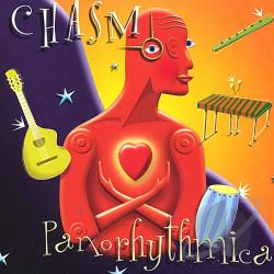 Chasm - Panorhythmica CD Cover Art
