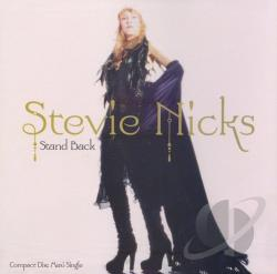 Nicks, Stevie - Stand Back DS Cover Art