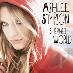 Simpson, Ashlee - Bittersweet World CD Cover Art
