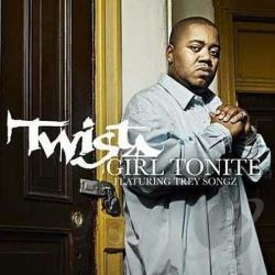 Twista Feat. Trey Songz - Girl Tonight LP Cover Art