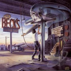 Beck, Jeff - Jeff Beck's Guitar Shop CD Cover Art