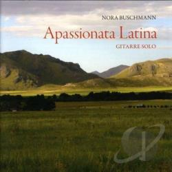 Buschmann, Nora - Apassionata Latina CD Cover Art