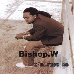 Bishop, Wayne - I'm Just Me CD Cover Art