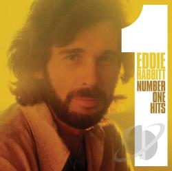 Rabbitt, Eddie - Number One Hits CD Cover Art